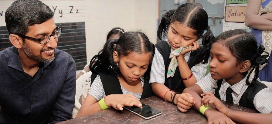 Sunder Pichai : CEO of Google & Alphabet
